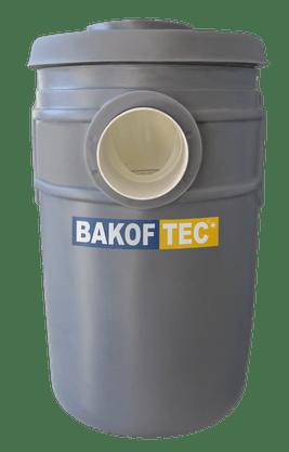 Caixa Cloradora 25 Litros em  Polietileno  Bakof Tec