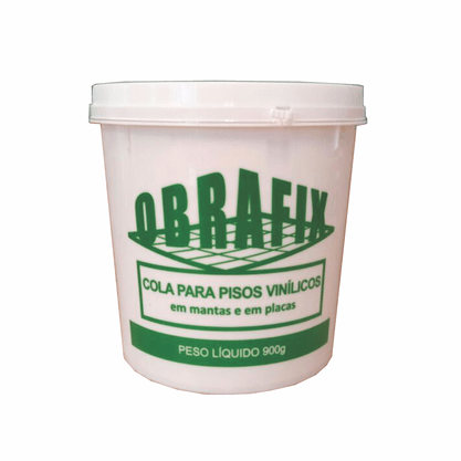 Cola Para Piso Vinilico Em Manta 3,5kg Obrafix