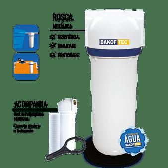 Filtro para Água 25 Micras Bakof