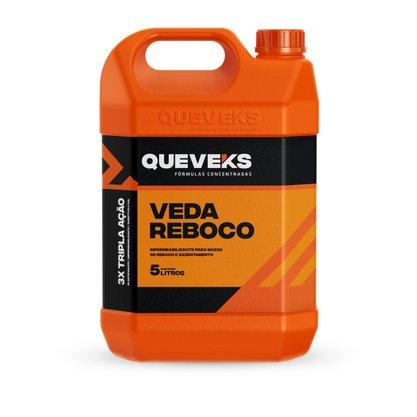 Impermeabilizante Veda Reboco 5L Queveks