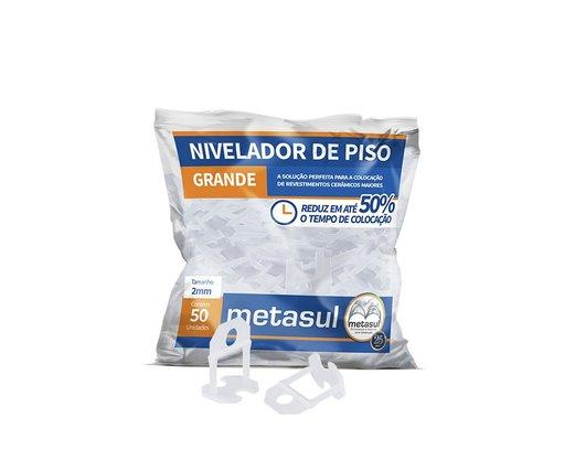 Nivelador De Piso Porcelanato Para Cunha Grande 750 Unid