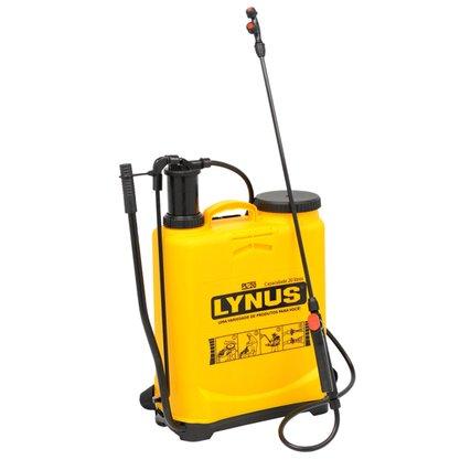 Pulverizador Manual Costal De 20 Litros Pl-20 Lynus